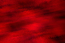 Abstract Red Background, Red W...
