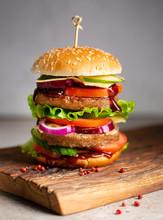 Big Royal Tasty Burger, Hambur...
