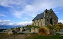 Church Of The Good Shepherd By...