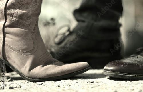 Valokuva Cowboy Boots