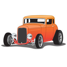 1930s Vintage Hot Rod Classic Car
