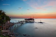 Trabocchi Coast, Chieti, Abruz...
