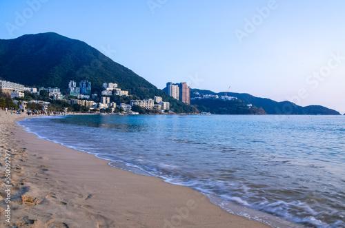 Repulse Bay Beach in Hong Kong Slika na platnu