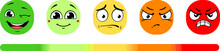 Emoticon Evaluation Icon, Feed...