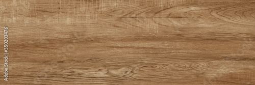 Obraz Natural Walnut wood texture, laminate  background - fototapety do salonu