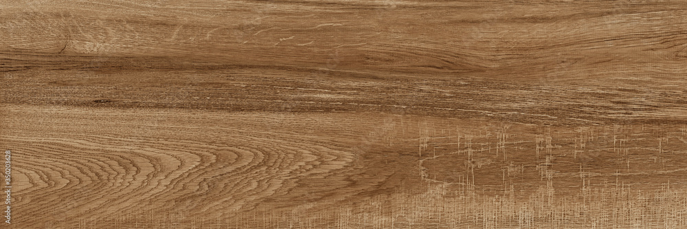 Fototapeta Natural Walnut wood texture, laminate  background
