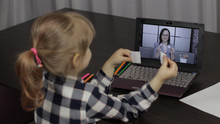 Children Distance Education On...