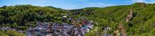 Panorama Des Elzbachtals Mit B...