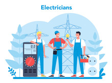 Electricity Works Service Conc...