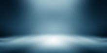 Perspective Floor Backdrop Blu...