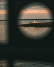 Boat Through The Hole