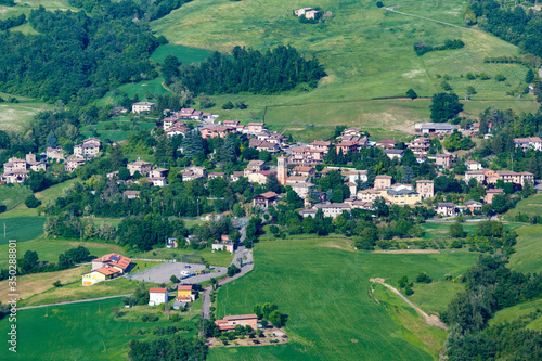 Photo ricco country of the Modena Apennines