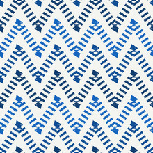 Ethnic Seamless Pattern. Freeh...
