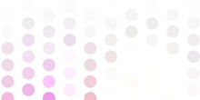 Light Pink Vector Layout With ...