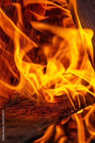 The Beauty In Fire