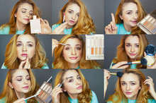 Beauty Blogger Is Testing Make...