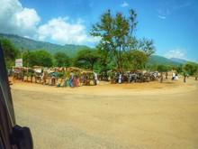 Vendors At The Roadside