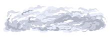 Clouds Of Gray Smoke Creep Acr...