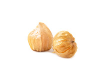 Fresh Cape Gooseberry Isolated...