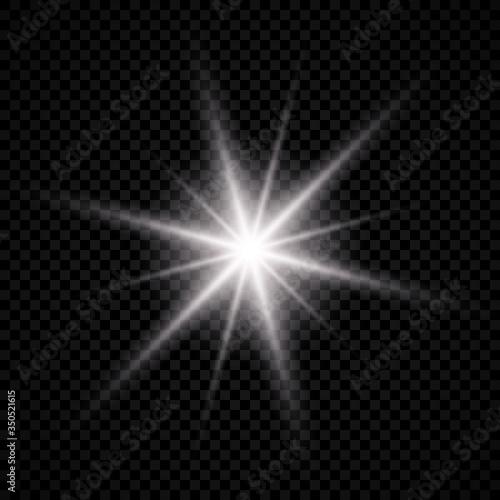 Obraz Light effect of lens flare - fototapety do salonu
