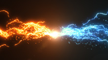 Fire And Ice. Thunder And Elec...