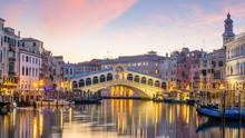 Cityscape Image Of Venice, In ...