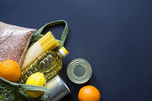 Food Donations - Oil, Buckwhea...