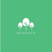 Tree Leaf Vector Logo Design, ...