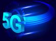 5G Global communication concept