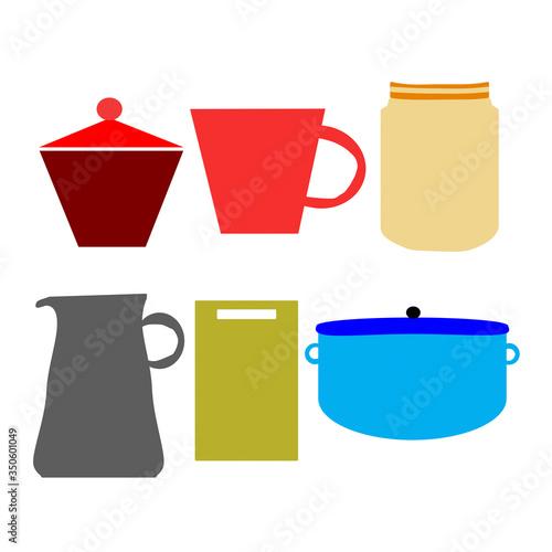 Fototapeta Eating tools and kitchen 1 obraz