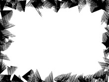 Abstract Background Texture. Vector. Just Create A Rough Effect, Splatter, Dirt, Poster For Your Design.