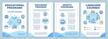 Educational Program Brochure T...