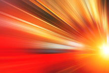 Fast Zoom Accelerate Blur Moti...