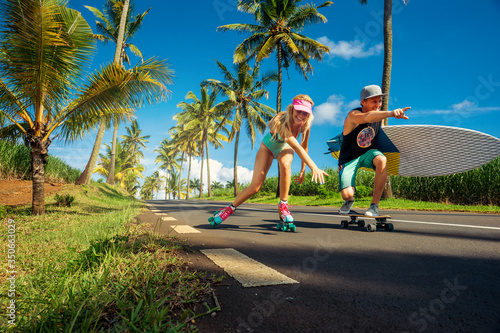 Photo Let's go surfing