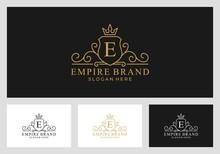 Royal, Empire, Kingdom Logo De...