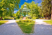 Town Of Koprivnica Park Walkwa...