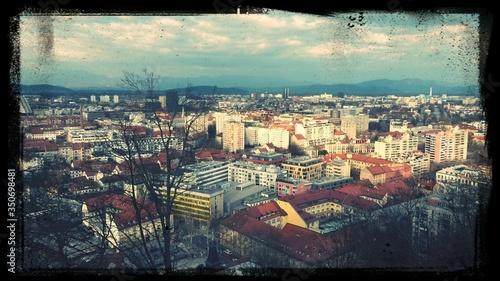 High Angle View Of City © urška lukan/EyeEm