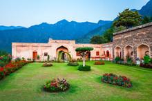 Pari Mahal Palace Garden In Srinagar
