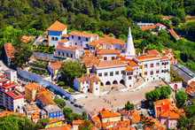 Sintra National Palace In Sint...