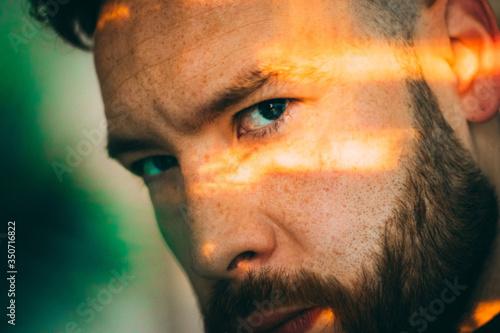 Ragnar Eyes Canvas Print