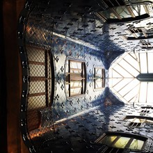 Interior Of Casa Batllo