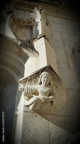 Photo Low Angle View Of Gargoyle On Building Faade