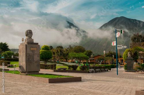 Cuadros en Lienzo mitad del mundo quito ecuador