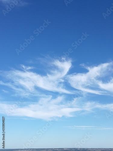Slika na platnu Low Angle View Of Clouds In Sky