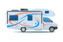 Motorhome Or Recreational Vehi...