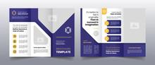 Modern Trifold Business Brochu...