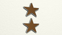 TWO STARS From A Perspective O...