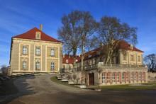 Baroque Palace In Zagan At Poland