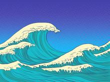 Ocean High Waves