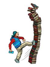 The Child Hates Books. The Pro...